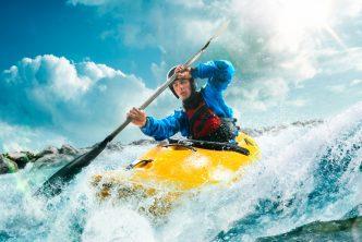 how to not tip a kayak